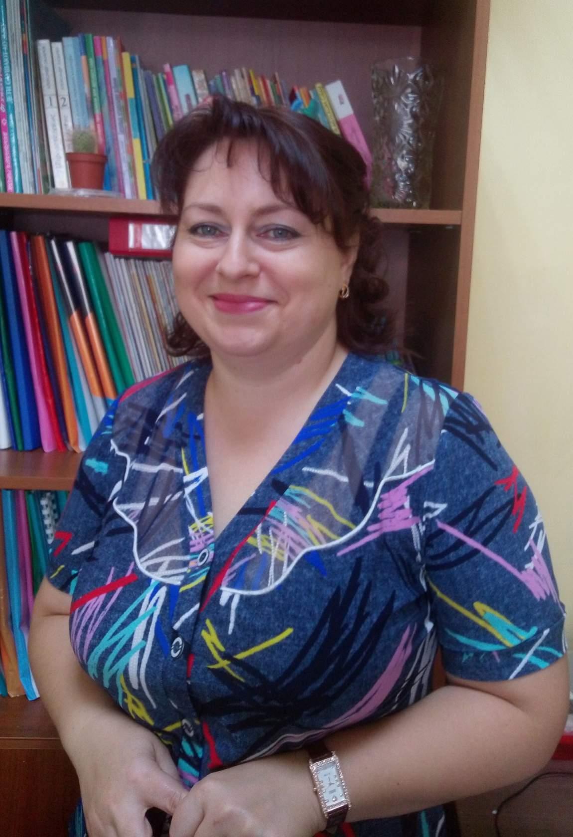 Наумова Юлия Сергеевна